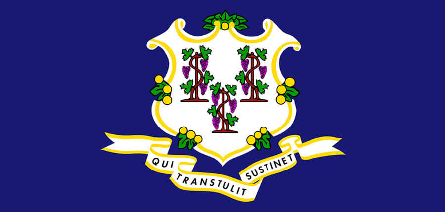 connecticut state flag - top rated connecticut insurance agency