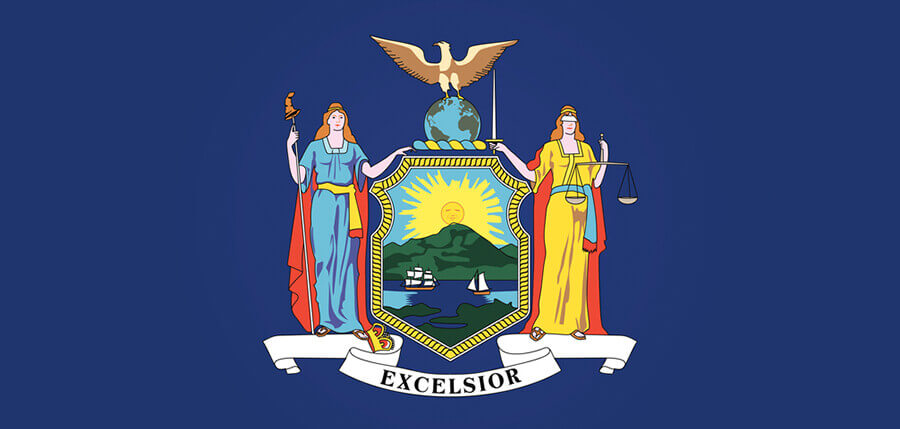 new york state flag - top rated new york insurance agency